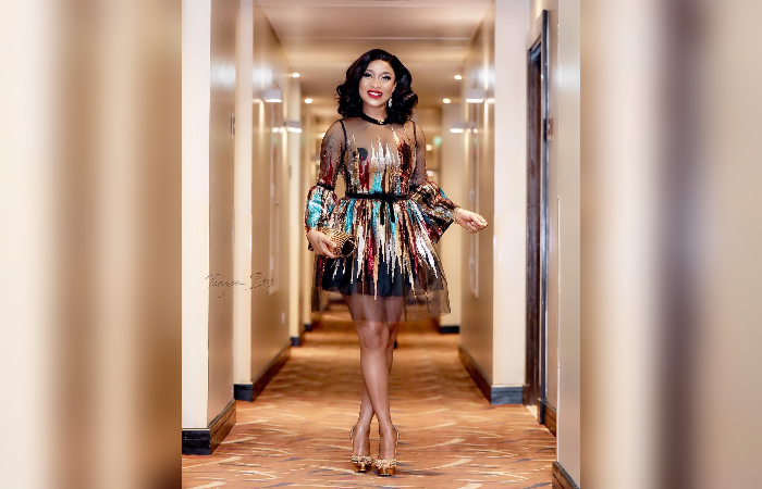 "TONTO DIKEH: ""I'M THANKFUL FOR ALL MY MISTAKES/FAILURES """