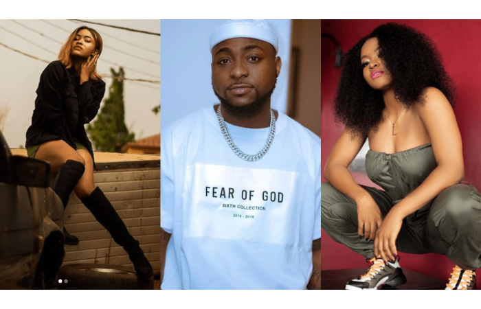 Davido Signs First Female DMW Artiste