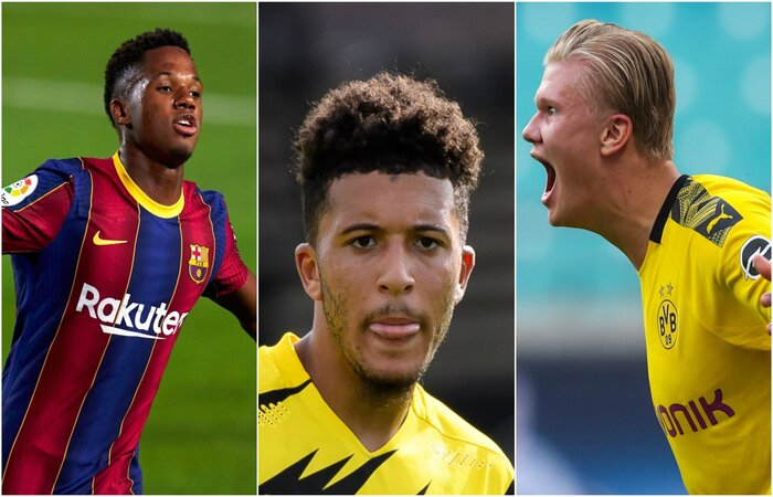 2020 Golden Boy Shortlist Announced