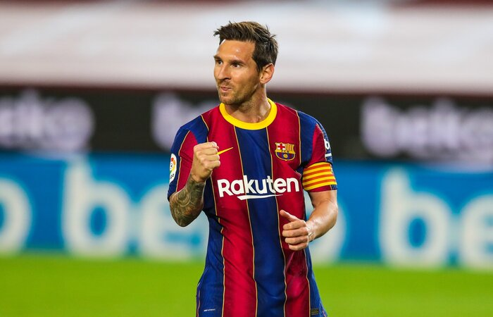 Barca Could Rename Stadium After Messi