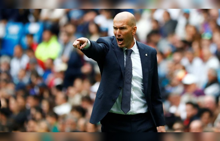 """Zinedine Zidane"" Speaks on Resigning."